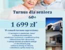 Turnus dla seniora w sanatorium Jawor
