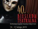 40 jubileuszowa Biesiada Teatralna